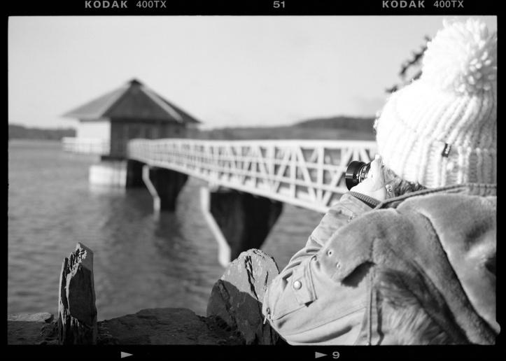 Fuji GW690ii, Kodak Tri-X 400