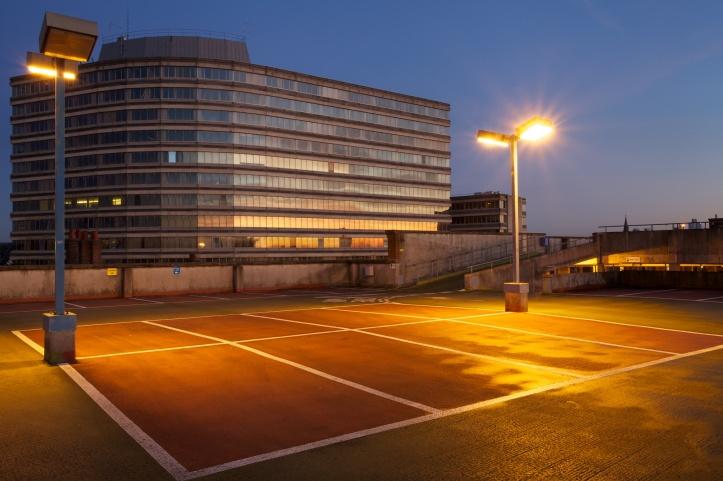 New Walk Centre